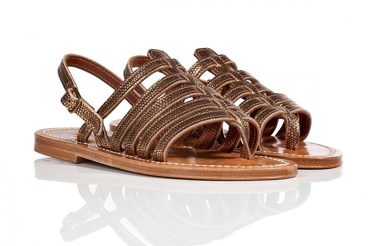 12 пар сандалий на лето Фото №439389
