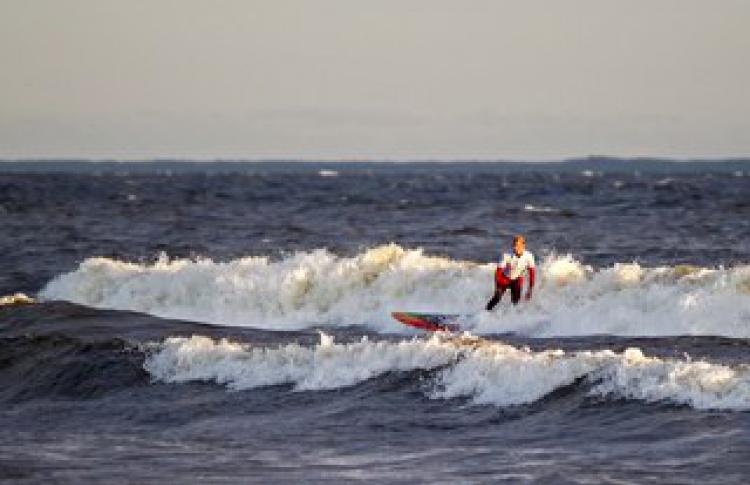 Чемпионат Санкт-Петербурга по серфингу