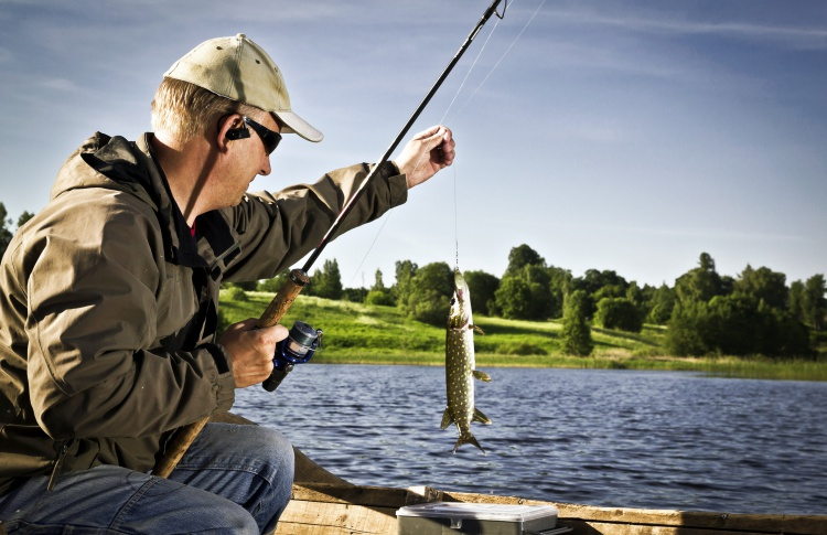 кино о рыбалке в деревне