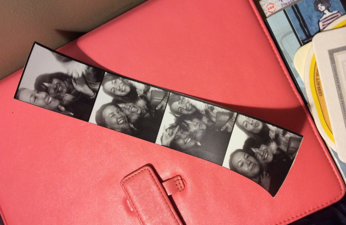 На «Винзаводе» появилась кабинка моментальной фотографии родом из прошлого века