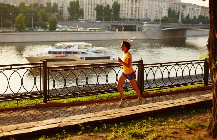 Лучшие места для бега в Москве Фото №439487