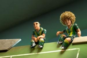Волшебный футбол