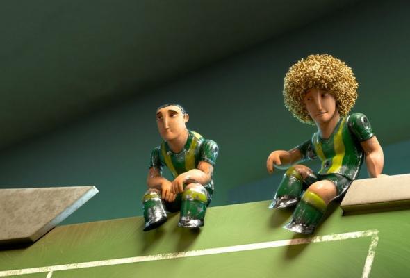 Волшебный футбол - Фото №0