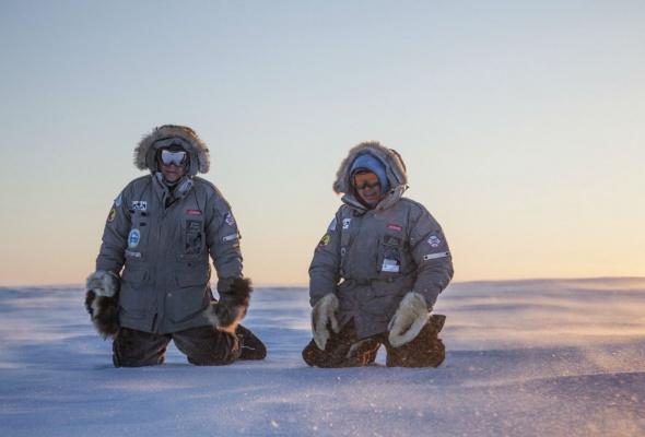 Арктика великая. Часть первая. Почитание духа огня - Фото №1