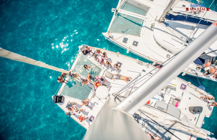 «Afterparty Sails Up! Maxim Summer Club»: DJs Dmitry Rybakov, Roma Moss