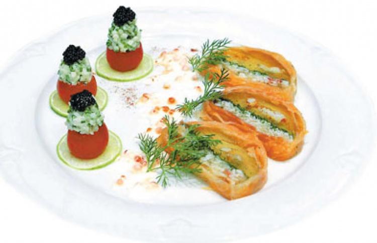 Рестораны русской кухни