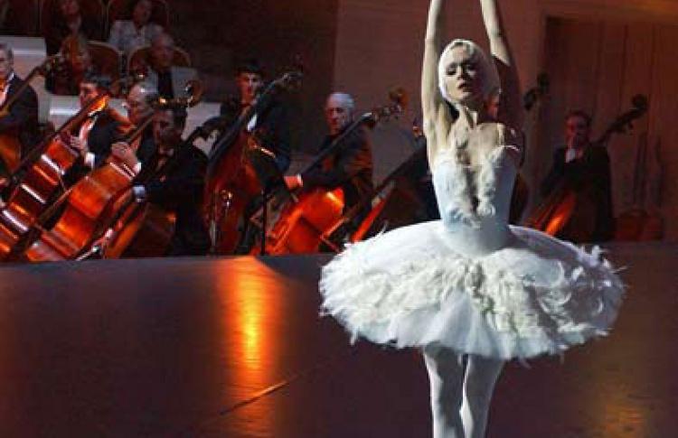 Гранд балет гала. Ульяна Лопаткина и звезды русского балета