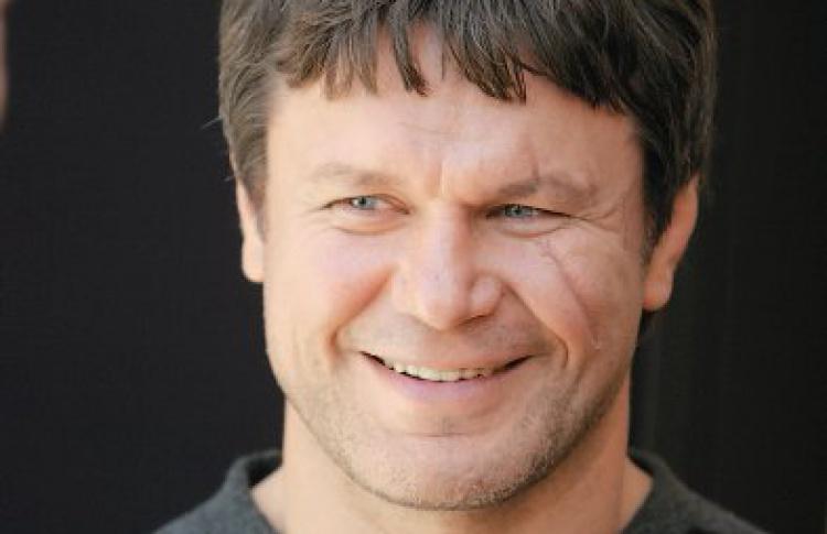 Интервью. Олег Тактаров
