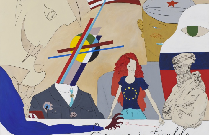 Объявлен шорт-лист премии Кандинского