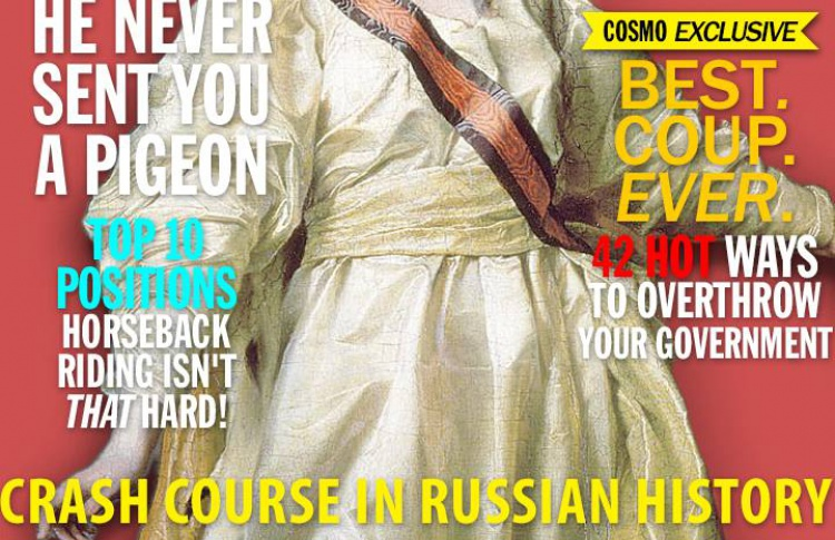 Crash Course in Russian History