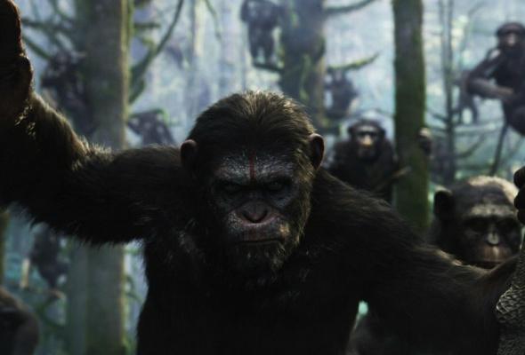 Планета обезьян: революция - Фото №5
