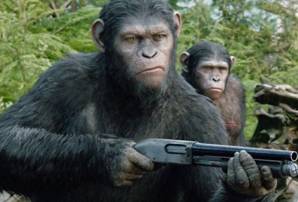 Планета обезьян: революция - Фото №2