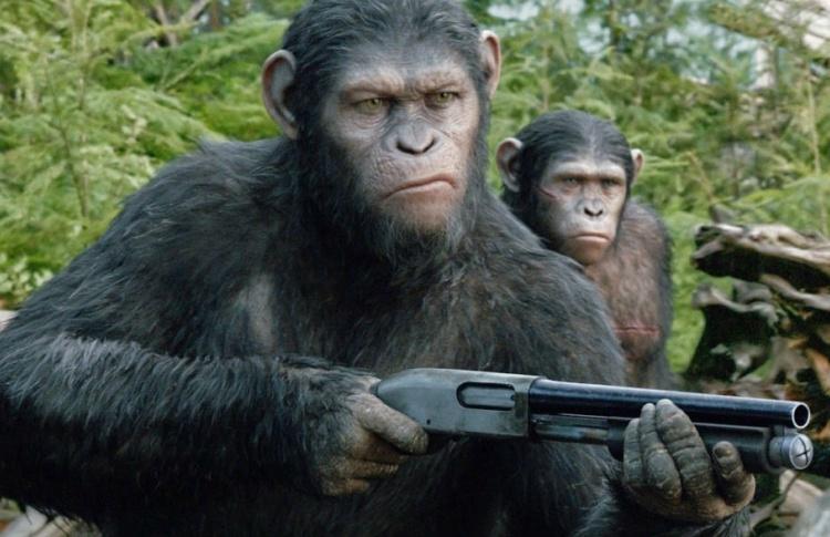 Премьера недели: «Планета обезьян»
