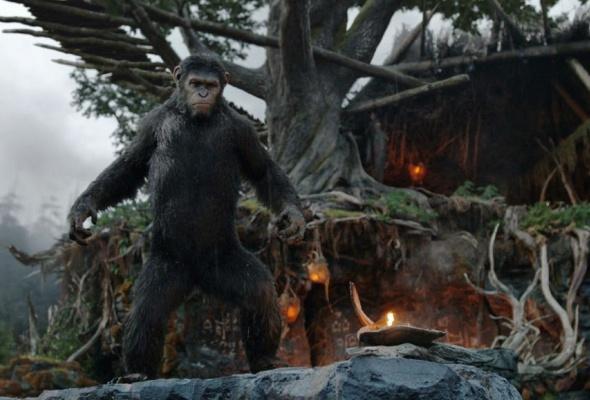 Планета обезьян: революция - Фото №0