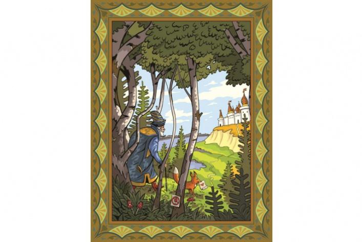 Легенды московских парков