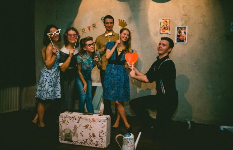 Благотворительная ретро-вечеринка от «Спасибо!»