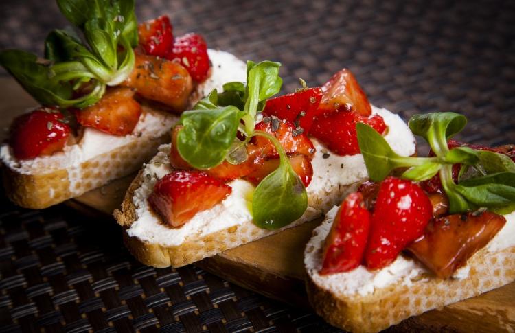 Летняя еда: лучшее в ресторанах Москвы Фото №440758
