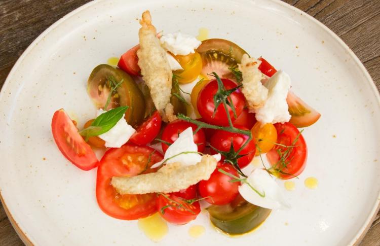 Летняя еда: лучшее в ресторанах Москвы Фото №440759