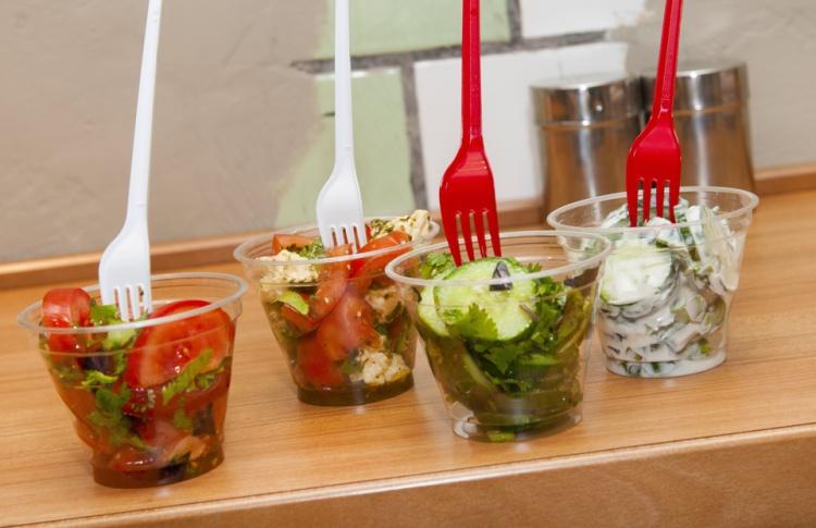 Летняя еда: лучшее в ресторанах Москвы Фото №440760