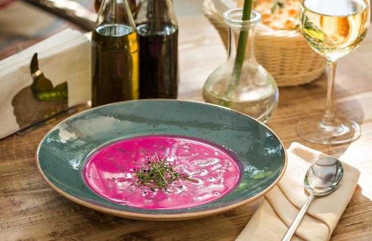 Летняя еда: лучшее в ресторанах Москвы Фото №440763