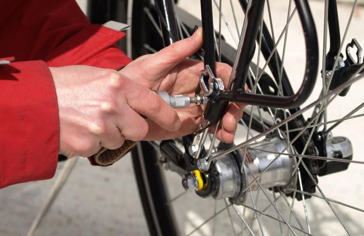 Ремонт велосипедов с выездом на дом