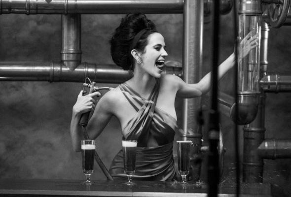 Ева Грин стала лицом календаря Campari на 2015 год - Фото №6