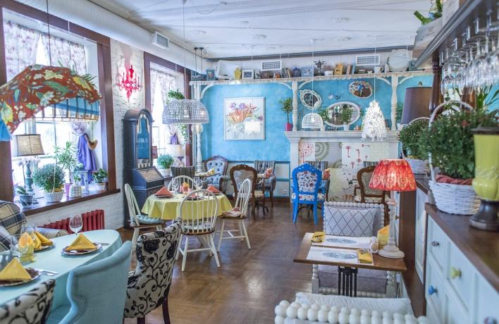 На Петроградской стороне открылся ресторан «Любовь»