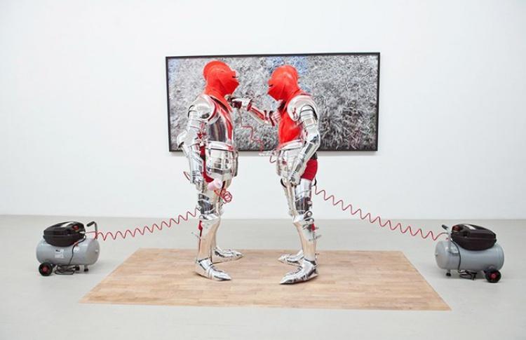 Дискуссия «Современное искусство в политическом контексте»