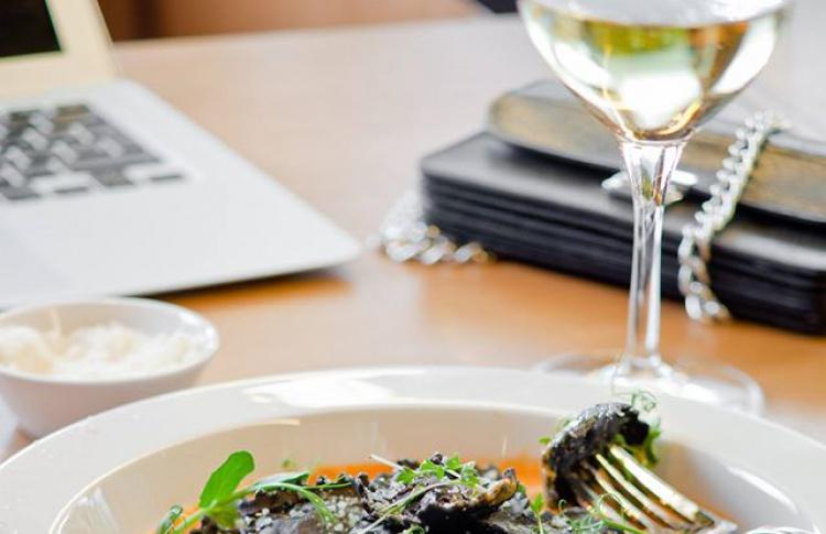 Итальянский ужин с Джулиано ди Капуа