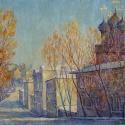 Лекция Елизаветы Лихачёвой «Объём и пространство в живописи»