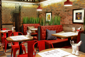 Ketch Up burgers