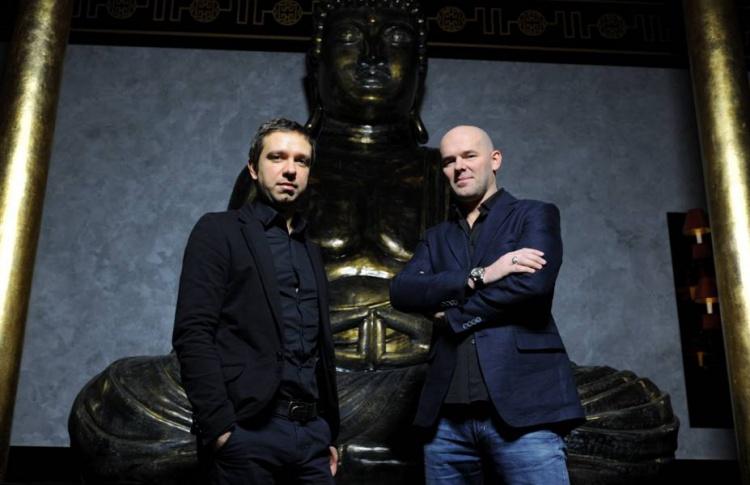 DJ Antonio и DJ Ivan Spell