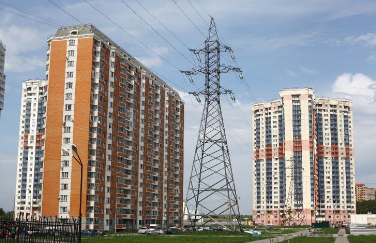 Тысячи домов в Москве станут энергосберегающими