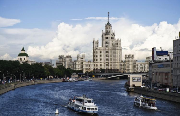 Начинается цикл необычных экскурсий по Москве-реке