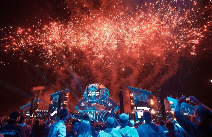 Под Нижним Новгородом прошел первый фестиваль музыки и технологий Alfa Future People
