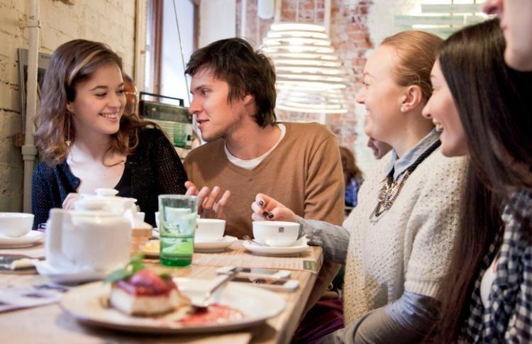 Уроки английского языка с англичанином и канадцем