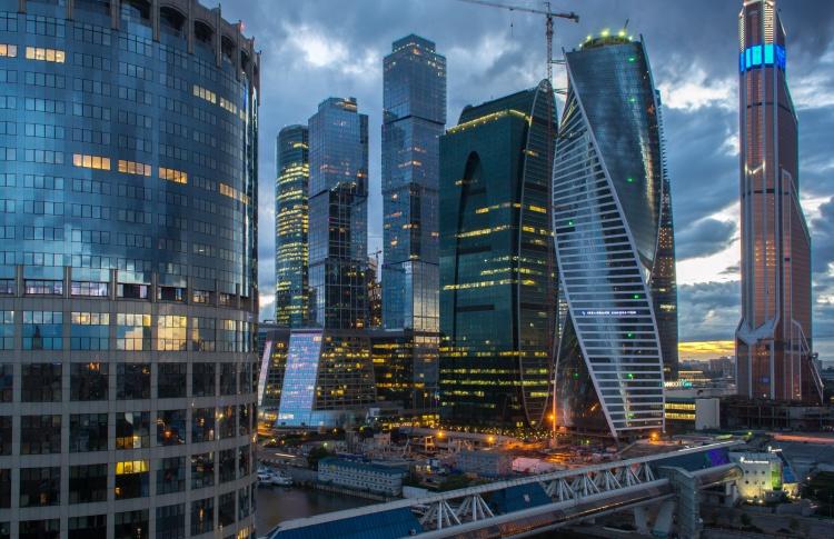 В «Москва-Сити» появится новая смотровая площадка