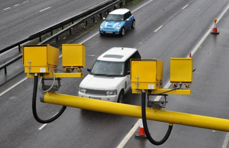 На московских дорогах появятся новые камеры для измерения скорости