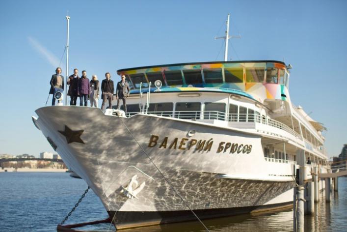 Корабли Москвы: отдых на плаву