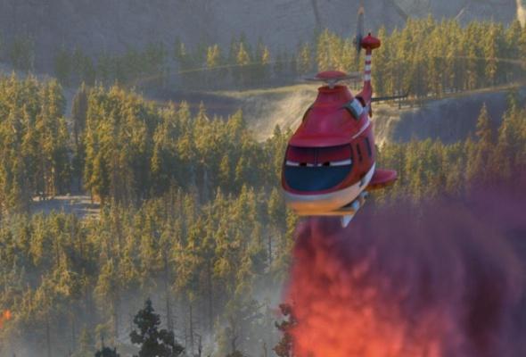 Самолеты: Огонь и вода - Фото №3