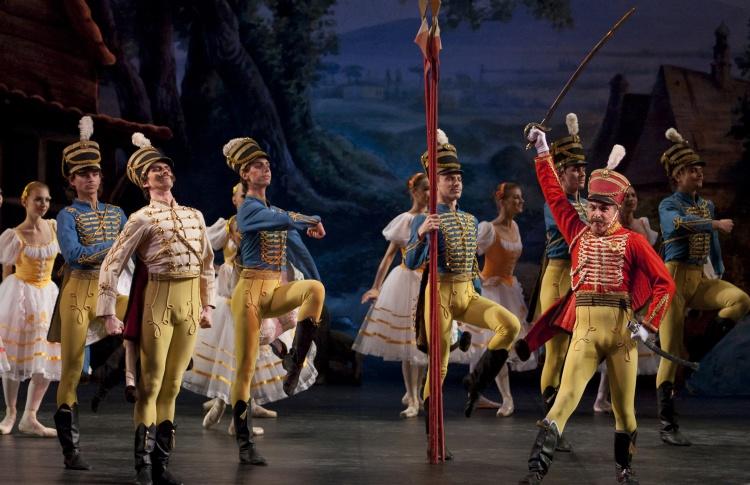 «Привал кавалерии», «Класс-концерт» и «Белая тьма»
