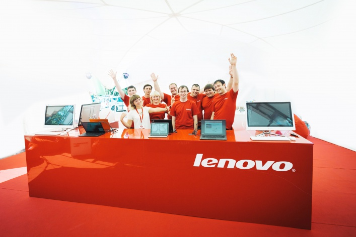В Ростове-на-Дону прошел фестиваль Lenovo Vibe Tour
