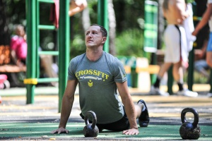 На ВДНХ открылся бесплатный фитнес-центр