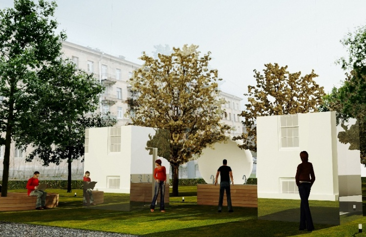Архитектурный фестиваль Yarkyfest
