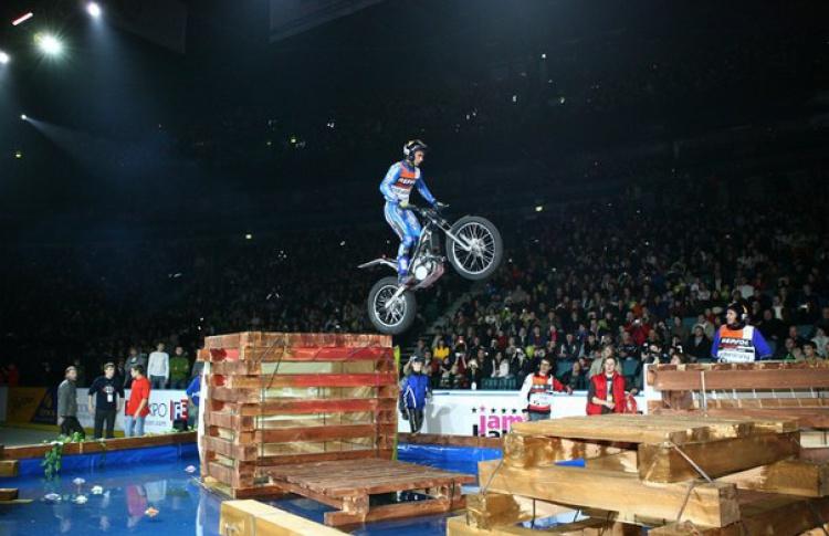 Mototrial Indoor Show