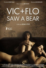 Вик и Фло видали медведя