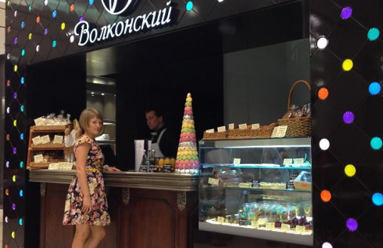 """В ДЛТ открылась кондитерская """"Волконский"""""""