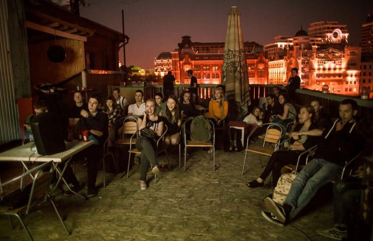 На «Красном Октябре» открылся кинотеатр Moscow Cinema Nest