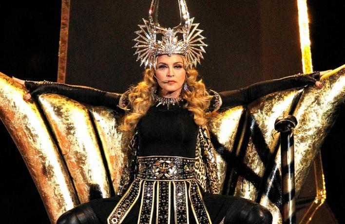 35 ярких образов Мадонны