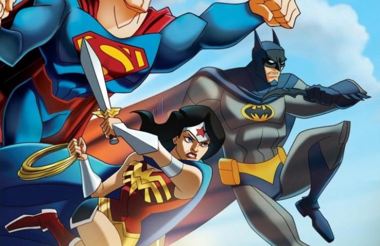 Лига Справедливости: В ловушке времени